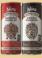 Adina Natural Highs Coffee Energy Drink