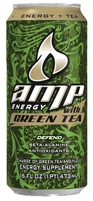 Amp Green Tea