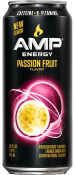Amp Passion Fruit