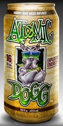 Atomic Dogg Energy Drink