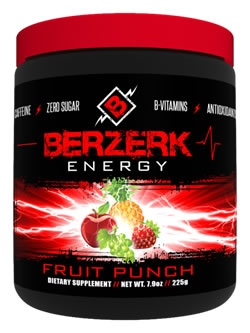 Berzerk Energy Drink