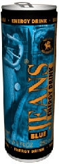 Blue Jeans Energy Drink