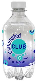 Caffeinated Club Soda