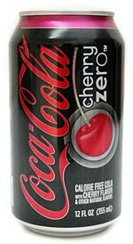 Cherry Coke Zero