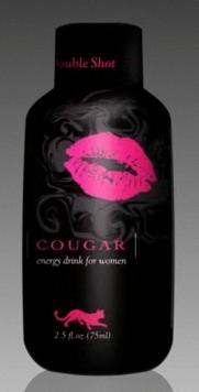 Cougar Energy Double Shot
