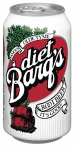 Diet Barqs Root Beer