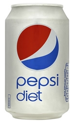Diet Pepsi UK, AU, NZ