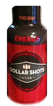 Dollar Energy Shot