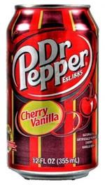 Dr Pepper Cherry Vanilla