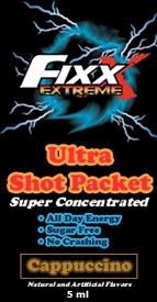 Fixx Extreme Ultra Shot