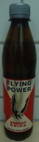 Flying Power Energy Drink