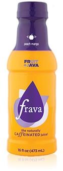 Frava Caffeinated Juice