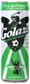 Golazo Sports Energy Drink