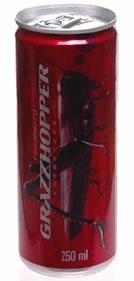 Grazzhopper Energy Drink
