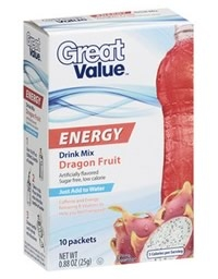 Great Value Energy Drink Mix