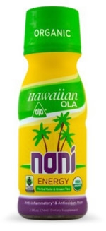 Hawaiian OLA Noni Energy Shot