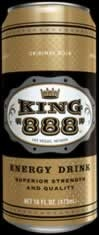 King 888 Energy Drink
