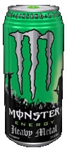 Monster Heavy Metal
