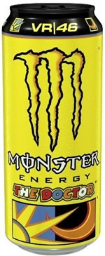 Monster The Doctor Energy Drink
