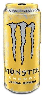 Monster Ultra Citron