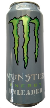 Monster Unleaded Energy Drink