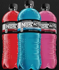 NOS Active Sports Drink