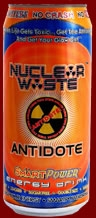 Nuclear Waste Antidote