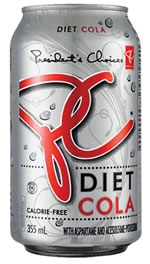 PC Cola Diet
