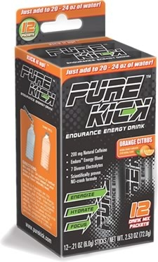 Pure Kick Energy Drink