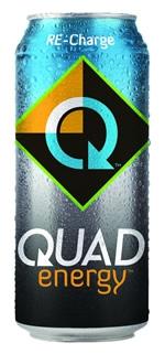 Quad Energy Drink