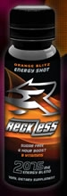 Reckless Energy Shot
