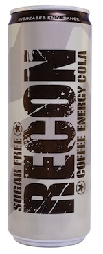 Recon Coffee Energy Cola