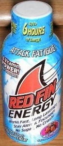 Red Fin Energy Shot