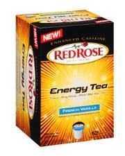 Red Rose Energy Tea