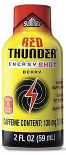 Red Thunder Energy Shot