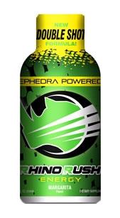 RhinoRush Energy Shot.