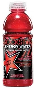 Rockstar Energy Water