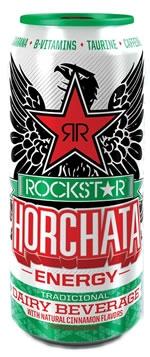 Rockstar Horchata Energy Drink