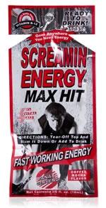 Screamin Energy Max Hit