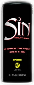 Sin Energy Drink