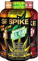 Spike Energy Double Shot