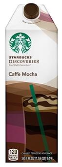 Starbucks Discoveries Caffe Mocha