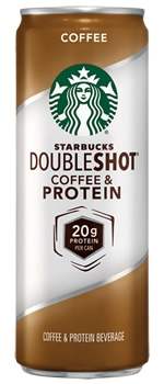 Starbucks Protein and Coffee