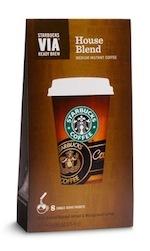 Starbucks Via Ready Brew