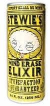 Stewie's Mind Erase Elixir