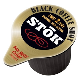 Stok Black Coffee Shots
