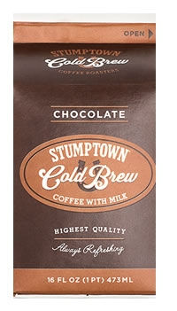 Stumptown Cold Brew Chocolate + Milk