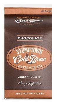 Stumptown Cold Brew Chocolate + Milk