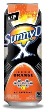SunnyD X Energy Drink