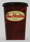 Tim Hortons Small French Vanilla Coffee